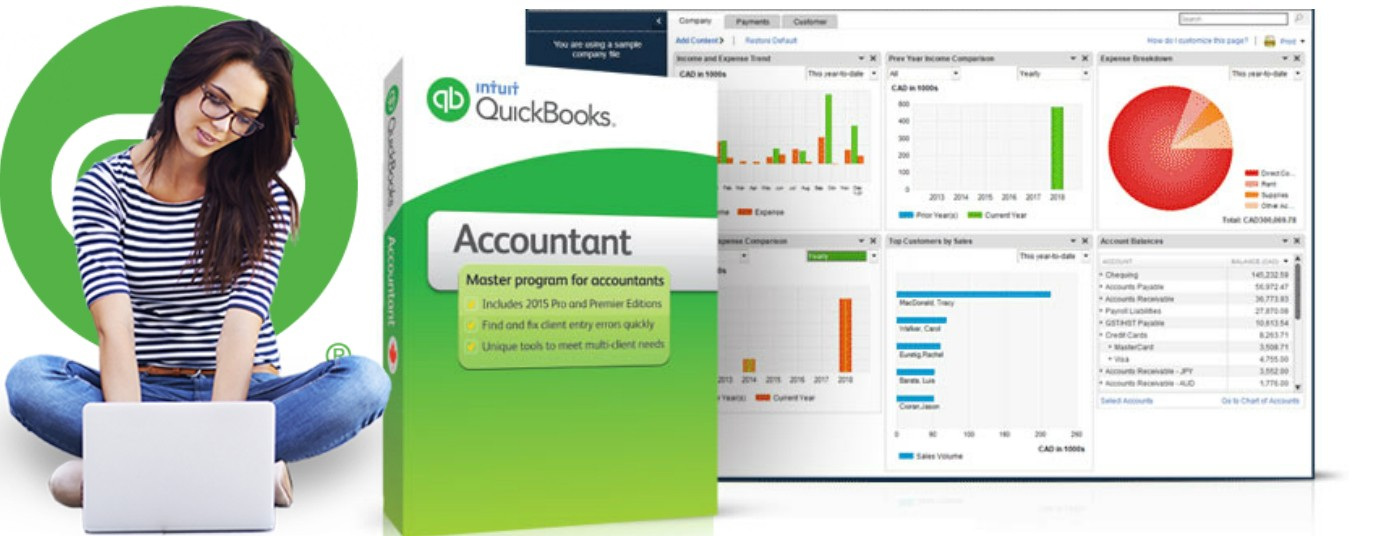 QuickBooks online customer service number