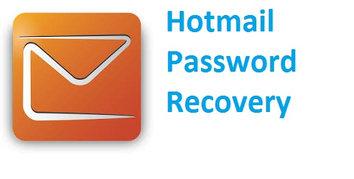 Hotmail password recovery